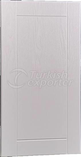 Mat PVC Cupboard Door 210