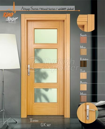 Wooden Door - Torin