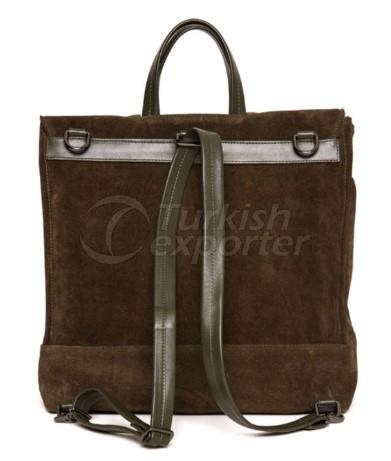 Men Travel Backpack Brown FLUME Weekender