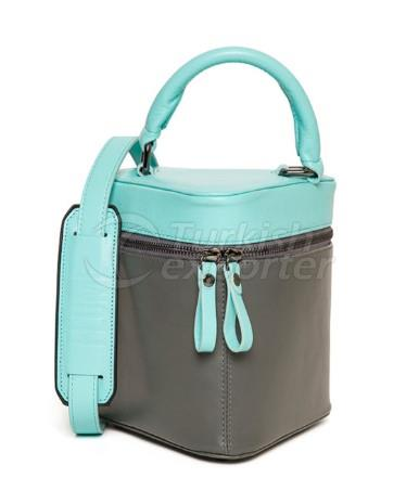 Little Bermuda Leather Top Handle Bag