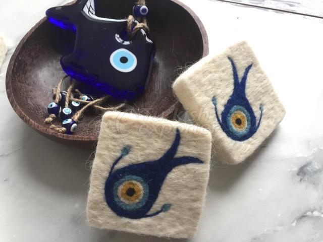 2 Мыло Назар Бонкугу с мылом, мыло для игл, ручное мыло из войлочной шерсти
