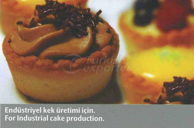 For Industrial Cake Production