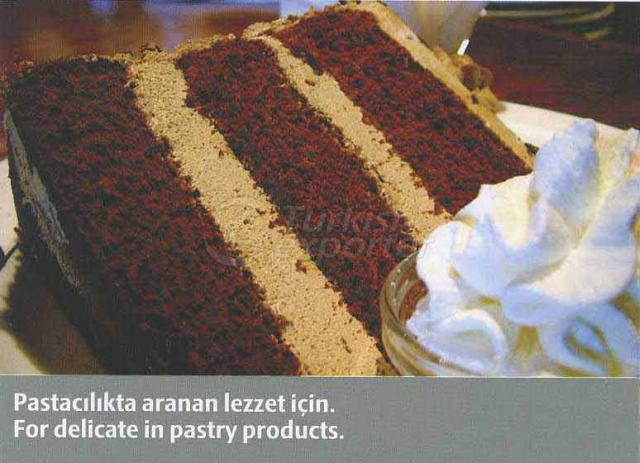 For Delicate in Pastry Products
