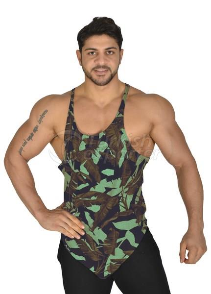 Men's Muscle Shirt  - 2284