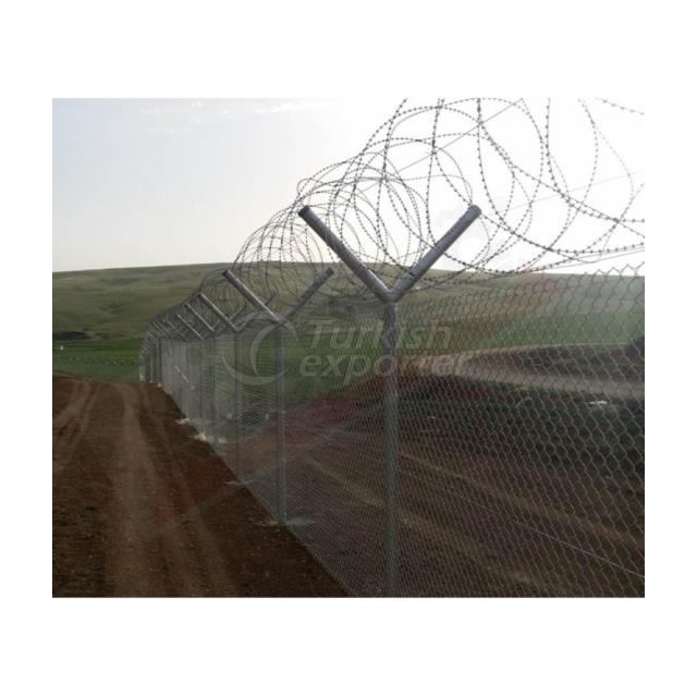 Galvanised Chainlink Mesh
