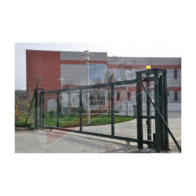 Sliding Rail Gate