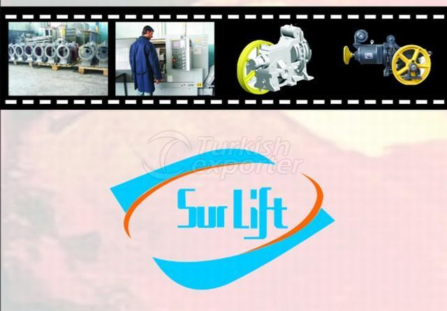 Elevator Motors Lift Machines
