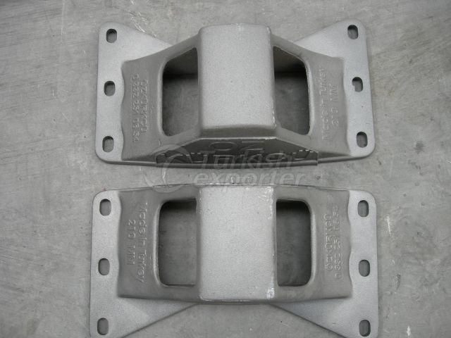Cast Iron Trailer Spare Parts