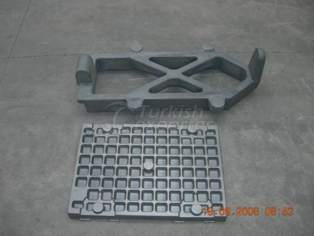 Cast Iron Machinery Parts