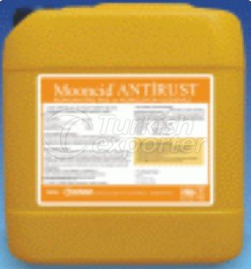 Disinfectants - Mooncid Antirust