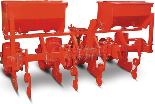 mechanical-seed-drill-with-fertilizer