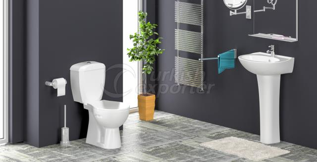 Polo Bathroom Set