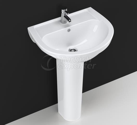 Yakamoz Sink- Column Leg