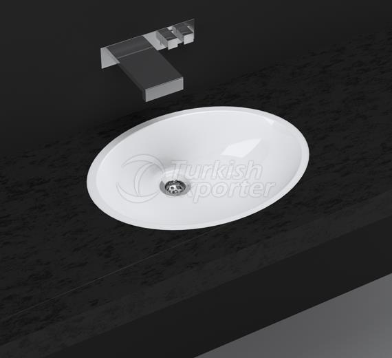 37 x 47 cm Hilton Sink