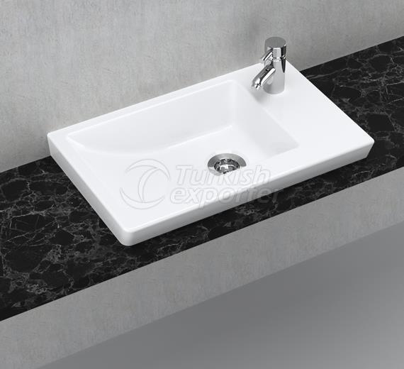 İda 28 x 45 cm Sink