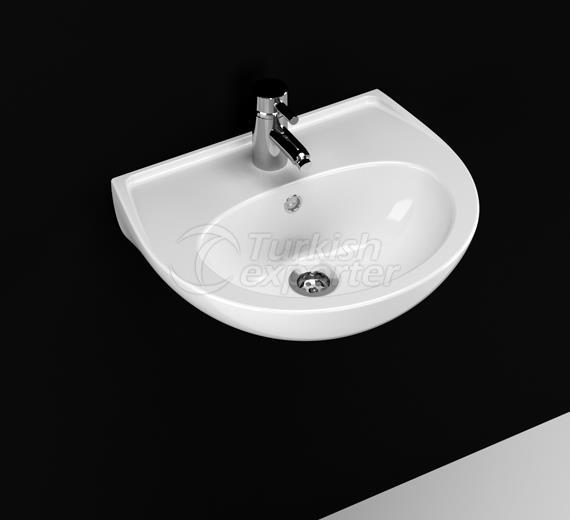 40 x 50 cm Oval Sink