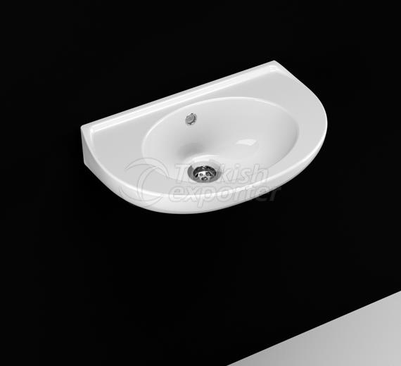 28 x 45 cm Oval Sink