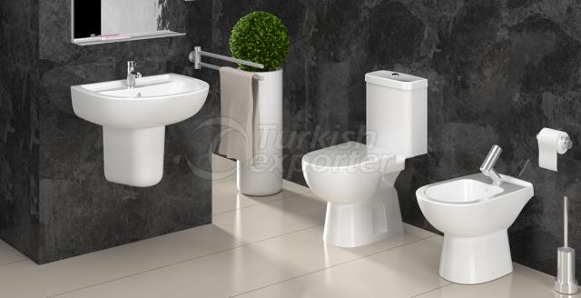 Alize Bathroom Set