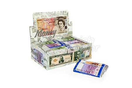 Tablet Money Chocolate