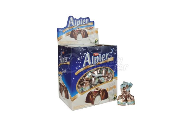 ALPLER SINGLE TWIST CHOCOLATE(VANL)