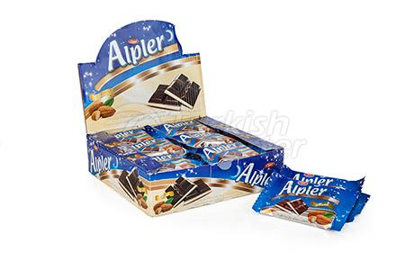 Tablet Alps Chocolate Almond