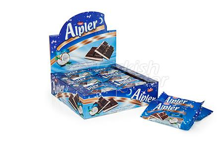 Tablet Alps Chocolate Indian Coconut
