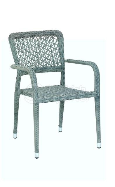 Rattan Chairs ARES