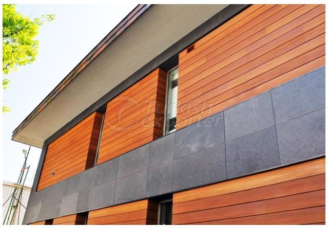 Aluminum Siding Profiles