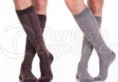 Mr. Knee Socks