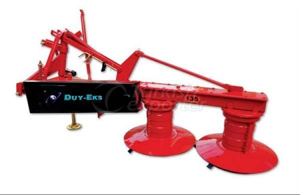 St-135 Rotary Drum Mower