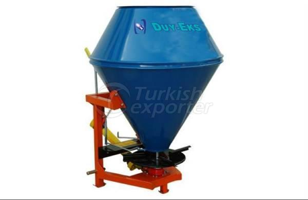 Fertilizer Machine 350 Lt Closed