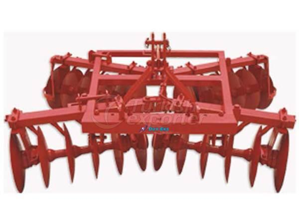 X Type Mounted Tandem Disc-Harrow