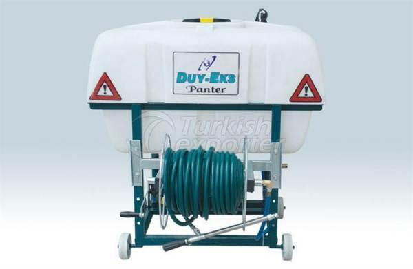 Mounted Type Garden 300 Lt Pls B80 C50 with Hose Wrap