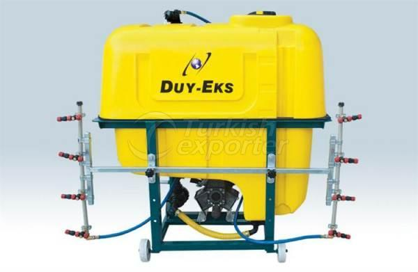 Mounted Type Garden 500 Lt Pls B80 C50 Fixed Turbo Jet Apparatus