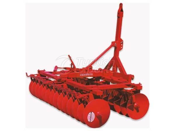 V Type Trailed&Mounted Offset Disc-Harrow