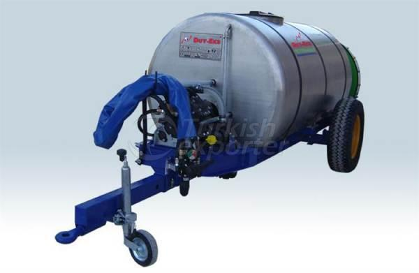 Trailed Type Turbo 2000 Lt Galvanized Tank Turbo