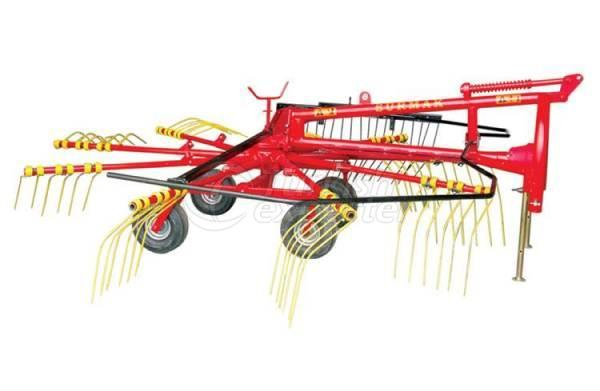 St-9 Hay Rake with Gearbox