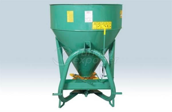 Fertilizer Machine 350 Lt Open