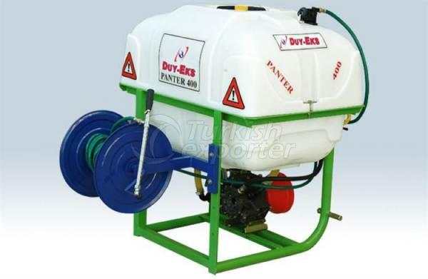 Mounted Type Garden 400 Lt Pls B80 C50 with Hose Wrap