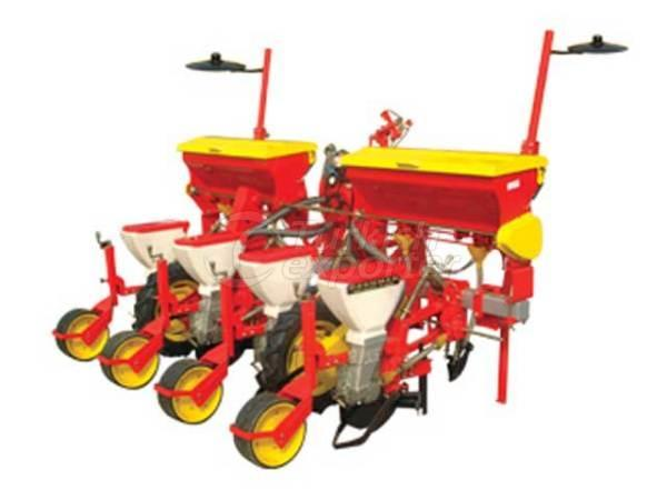 Pneumatic Seed Drill Machine