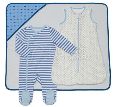 Baby Hooded Towel Set - MTX 17