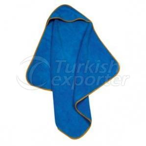 Blue Baby Hooded Towel - MTX 18