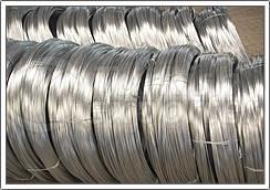 GALVANİZED WIRE AND BARS