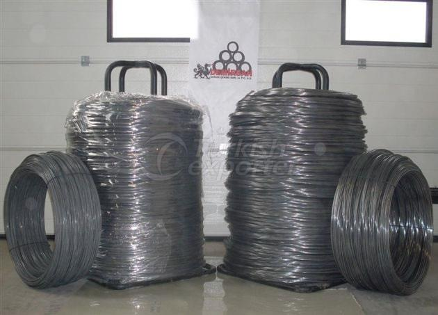 Phosphated Wire Coil