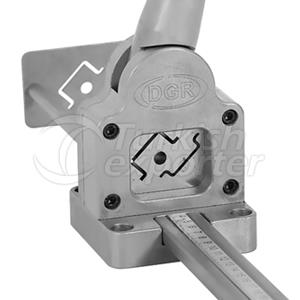 RK3M-01 Din Rail Cutter and Tie Rod Cutter Tool 3 Socket