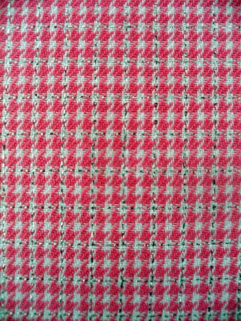 Cotton/Polyester/Metal