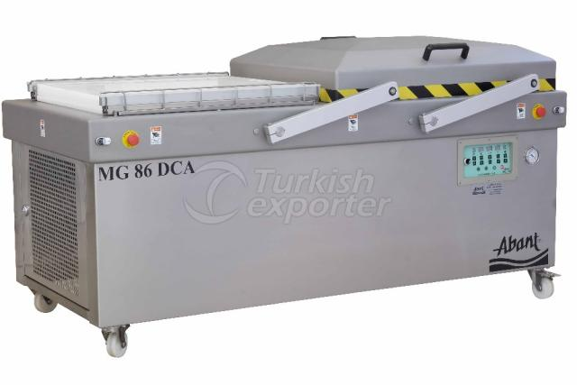 Vacuum Machine MG 86 DCA