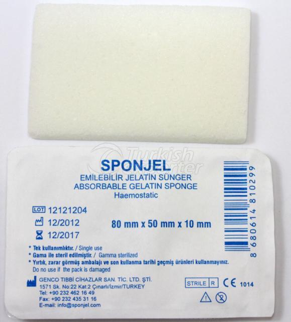 Haemostatic Gelatin Sponge
