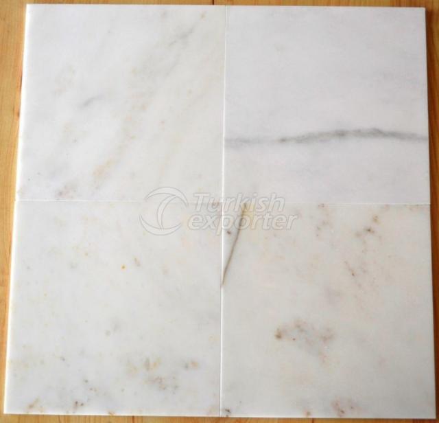 Afyon Sugar White Marble