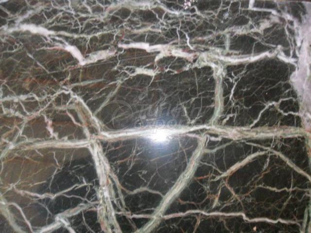 Spider Black Marble
